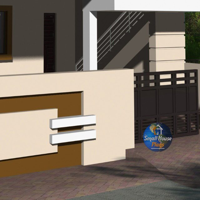 front boundary wall designs