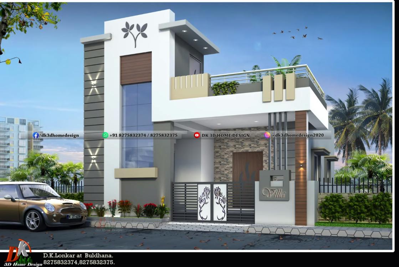 ground floor house design